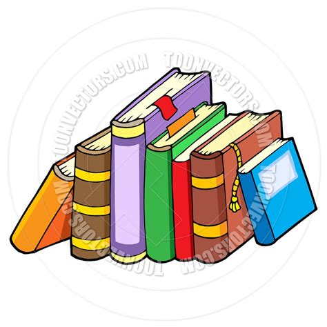 books cartoon images cliparts
