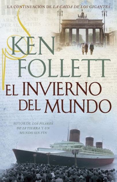 el invierno del mundo winter of the world by ken follett paperback barnes noble 174