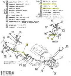 powerglide diagram 1964 impala ss powerglide linkage missing where can i find