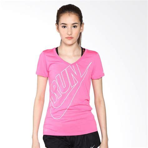 Tshirt Pakaian Kaos Nike Beast jual nike as run p swoosh vneck 698376 667 kaos