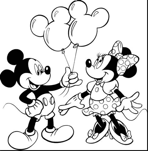 coloring pages of minnie mouse and daisy duck minnie mouse and daisy duck coloring pages free free