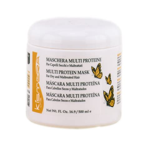 protein hair mask kismera multi protein mask normal all hair types