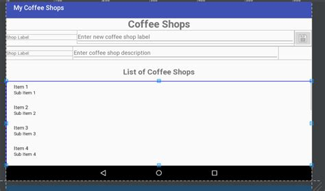 listview layout animation xml android listview breaking layout stack overflow