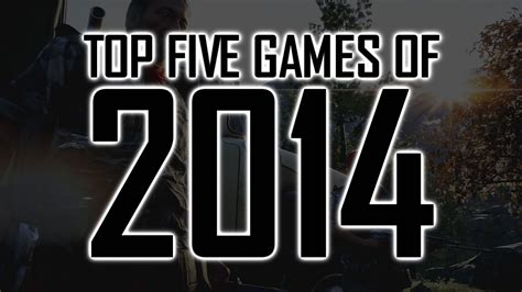 Top 5 Gaming Controversies Of 2014 Youtube - top 5 games of 2014 youtube