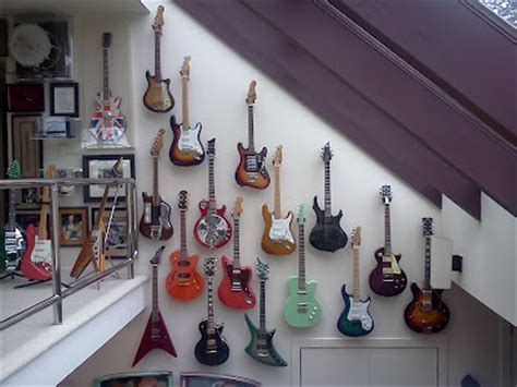 is it ok to hang guitars on wall help needed to design my new room gretsch talk forum