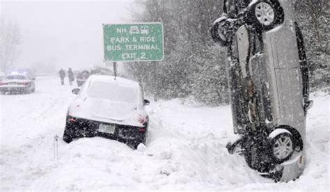 Car Accident: Car Accidents Snow Videos