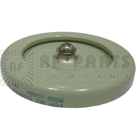 1000 6 capacitor doorknob 1000pf 6kv 20 high voltage misc ceramic doorknob capacitors