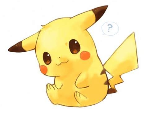 imagenes kawaii de pikachu imagenes de pikachu tierno con gorra imagui dibujos