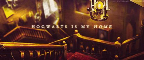 hogwarts is my home on