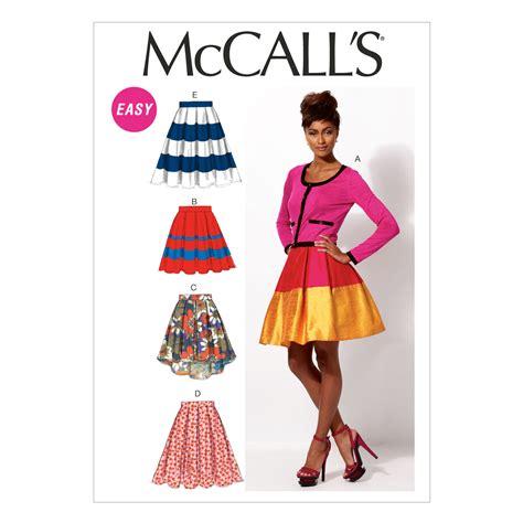 pattern ease joann misses skirts and petticoat 14 16 18 20 22 pattern jo ann