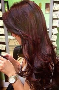 winter hair color winter fall 2015 hair color trends guide simply