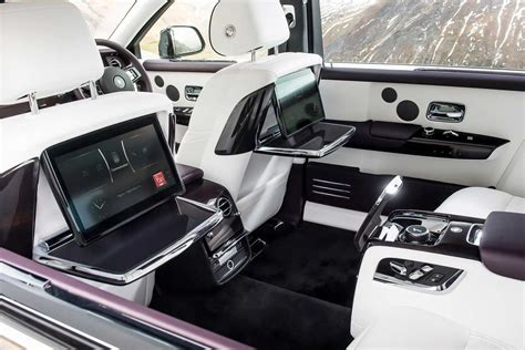 rolls royce phantom interior rolls royce phantom priced from inr 9 5 crore in india