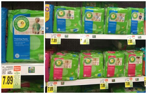 comforts training pants deal scenarios for comfort diapers catalina at kroger