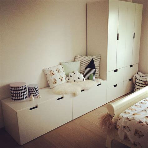 Kinderzimmer Einrichten Junge 784 by Hannelore S Room Ikea Stuva White Fermliving