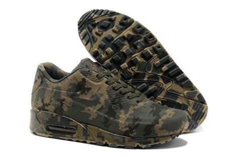 Nike Army 90 nike air max 90 new mens shoes camo army green
