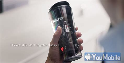samsung  release  flexible foldable tablet