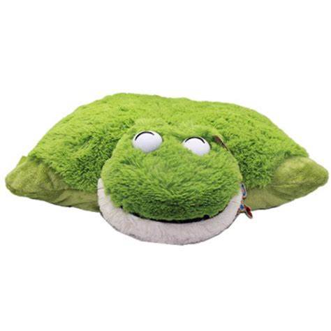 Frog Pillow by Jq Babyhood Store Wonderful World Of Pillow Pets Friendly Frog