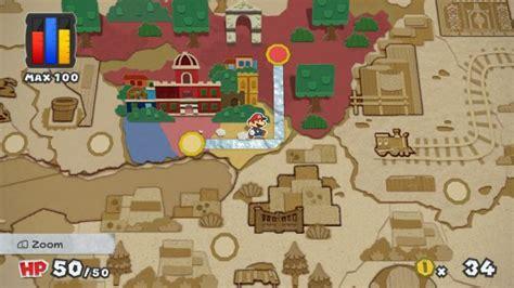 stickers trompe l oeil 2561 test de paper mario color splash wii u jeux