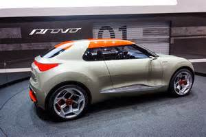 kia provo concept car review all new cars wallpapers gallery
