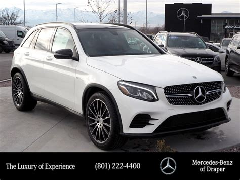 2019 mercedes glc new 2019 mercedes glc amg 174 43 4matic 174 suv in draper