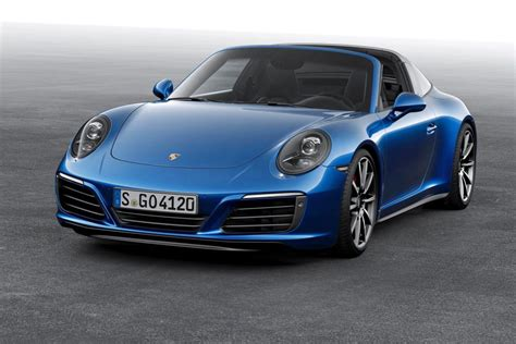 porsche 4s review 2017 porsche 911 targa 4s new car review