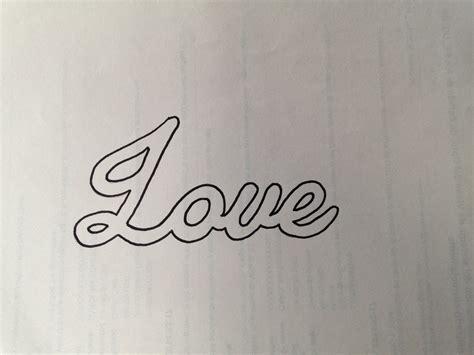 imagenes de i love you en cursiva diy lapensadera com