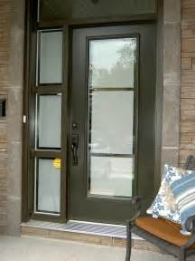 Front Door Frosted Glass Front Door And Sidelight With Privacy Frosted On Glas Flickr Photo