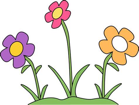 Flower Garden Clip Art Flower Garden Image Flower Garden Clipart