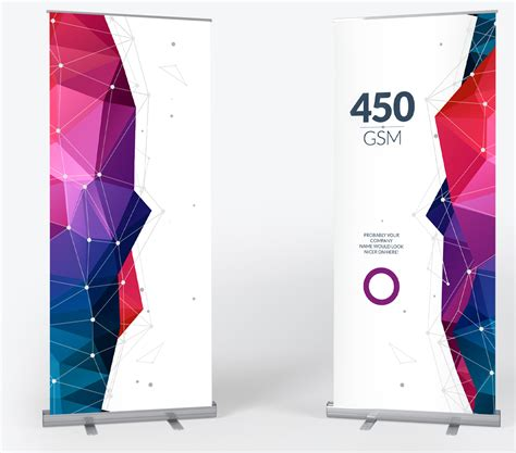 Pull Up Banner Stand Design 2 Marketing With Banner Designs