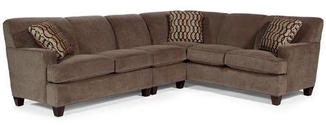 flexsteel dempsey sofa price flexsteel dempsey contemporary 3 sectional sofa with