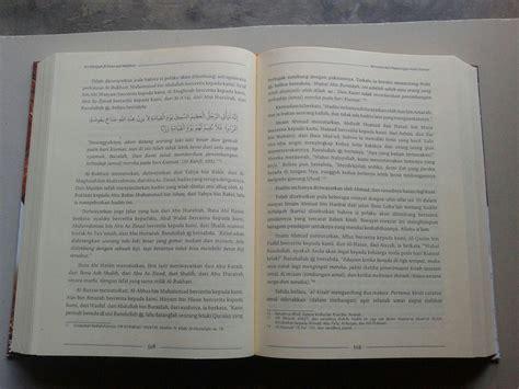 Mengenal Pribadi Agung Rasulullah Hardcover buku bencana peperangan akhir zaman sebagaimana