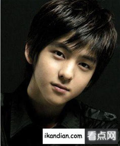good 17 year old men hair style 金基范新天龙八部饰演段誉 图 2 影视谍报 看点网