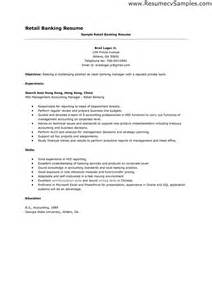 resume template for manager position resume templates for retail management