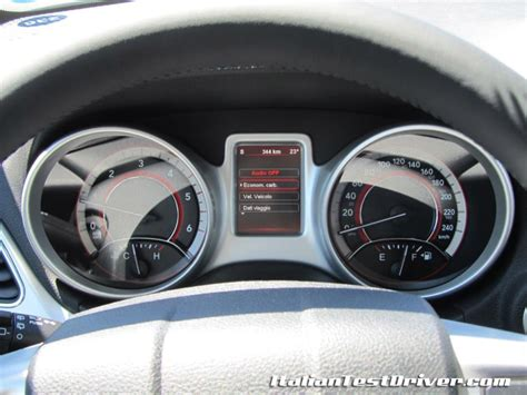 fiat freemont interni test drive fiat freemont 2 0 da 140 cv e 170 cv interni 3