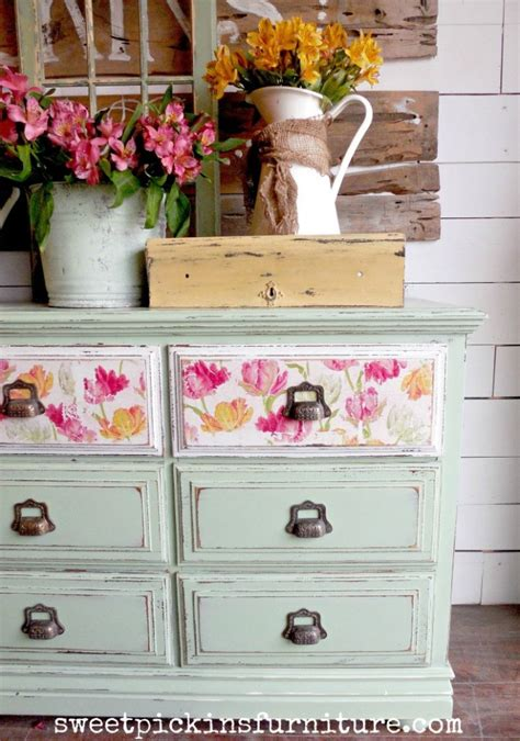 How To Decoupage Furniture With Mod Podge - 10 mod podge diys that make decoupage look amazing porch