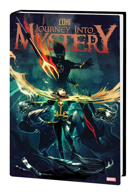 loki journey into mystery feb170972 loki journey into mystery by kieron gillen omnibus hc previews world