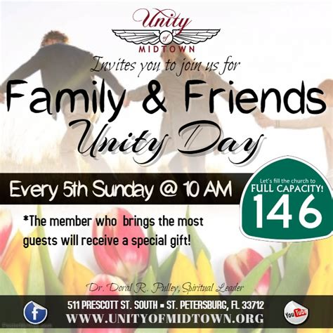 family day flyer template family and friends day postermywall
