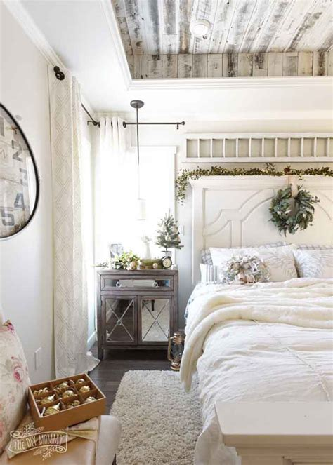 cozy bedrooms cozy bedroom d 233 cor in farmhouse style master bedroom ideas