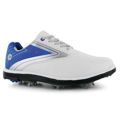 kid golf shoes dunlop biomimetic 300 junior golf shoes boys lace up