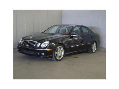 Mercedes Lease Return by Fs 2005 Mb E55 Blk 51k Mb Lease Return Mbworld Org Forums