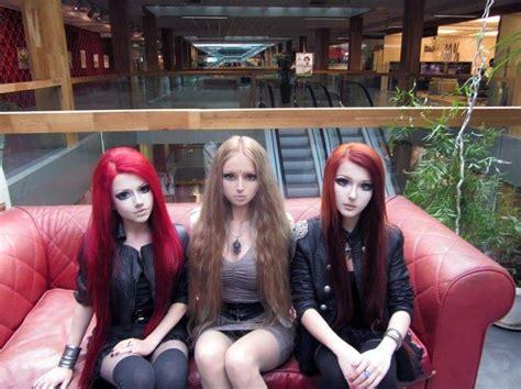 valeria lukyanova and ken human dolls cosmetics anime human ken barbie doll