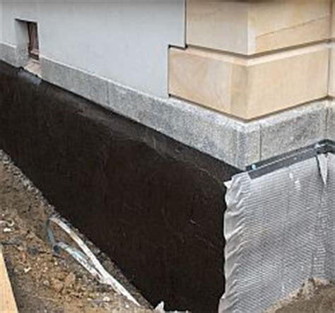 Haus Trocken Legen by Hochwertige Baustoffe Nasses Mauerwerk Trocknen