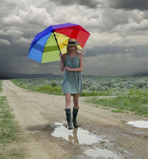 10 options pour passer de bonnes sous la pluie