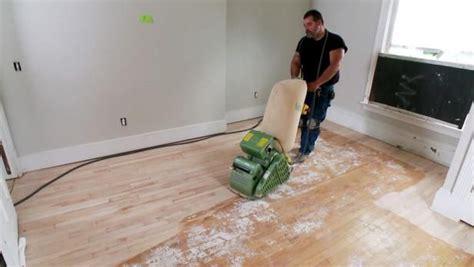drill brushes  floor sander   refinish  hardwood