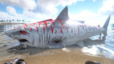 megalodon official ark: survival evolved wiki