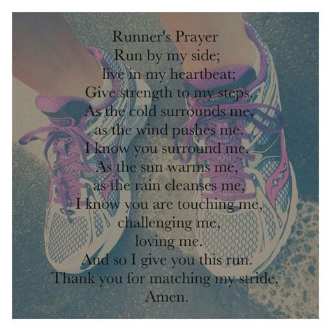 runners prayer running runners prayer running workouts running
