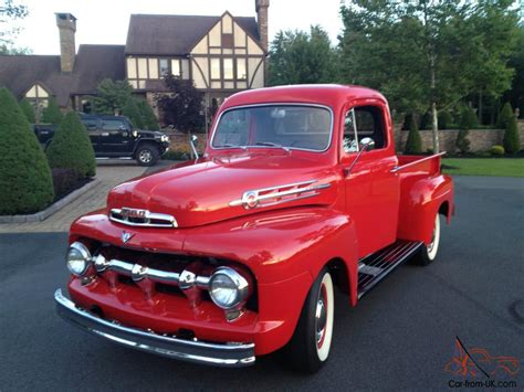 1952 Ford Truck by 1952 Ford Truck