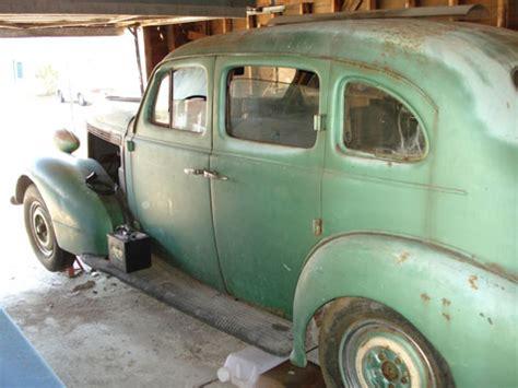 1937 pontiac parts 1937 pontiac 4dr touring sedan