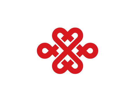 chinese pattern logo china unicom logo logok