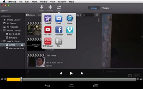 imovie android apps like imovie for android and iphone